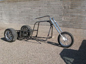 Old School Rolling Chassis