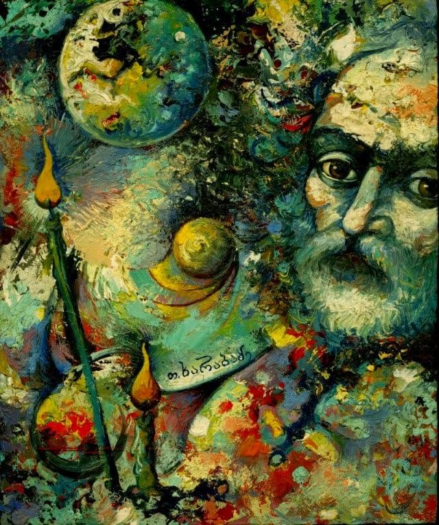 Станковая живопись. Teimuraz Kharabadze