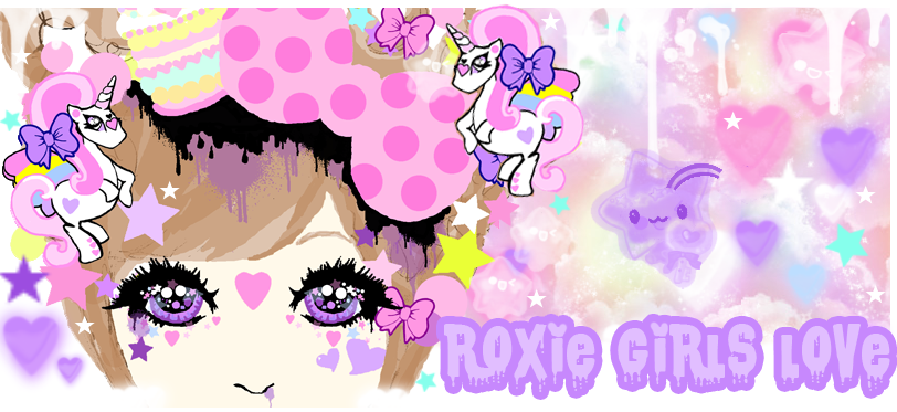 Roxie Sweetheart Girls Love... the Blog!