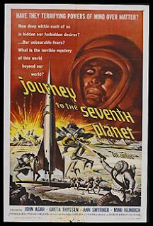 Retro Sci-Fi Weekend:  'Journey to the Seventh Planet'