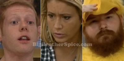 Big Brother 15 Final 3 Three Houseguests