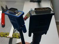M1-DA to VGA Cable