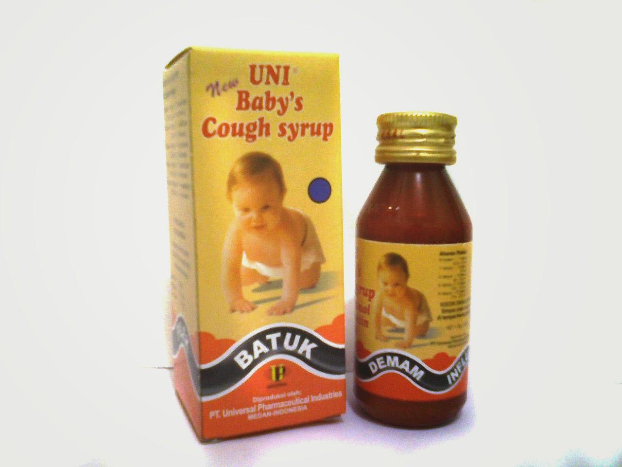 Baby Cough Obat Batuk untuk Bayi