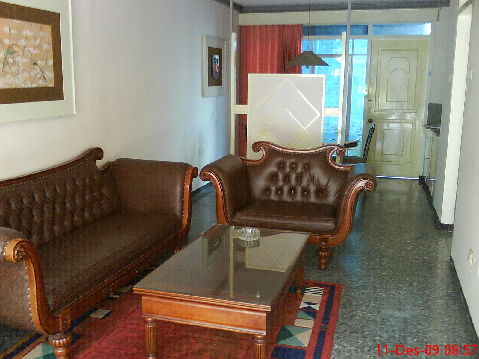 Ruang Tamu Suite Room
