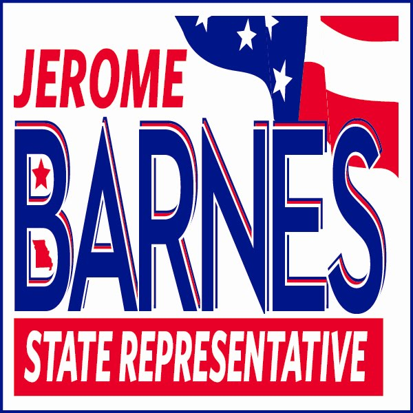 JEROME BARNES FOR STATE REPRESENTATIVE / DISTRICT 28