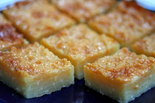 Easy Recipe Of Cassava Cake