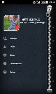 BBM MOD DRACK LEATHER 2.9.0.45 APK
