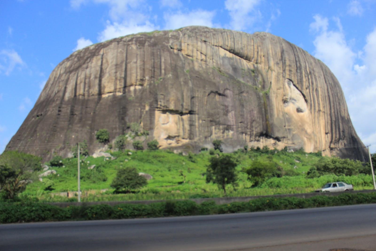 The names of places zuma rock nigeria for Home wallpaper nigeria