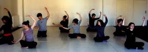 Movimiento orgánico como enlace a la expresion