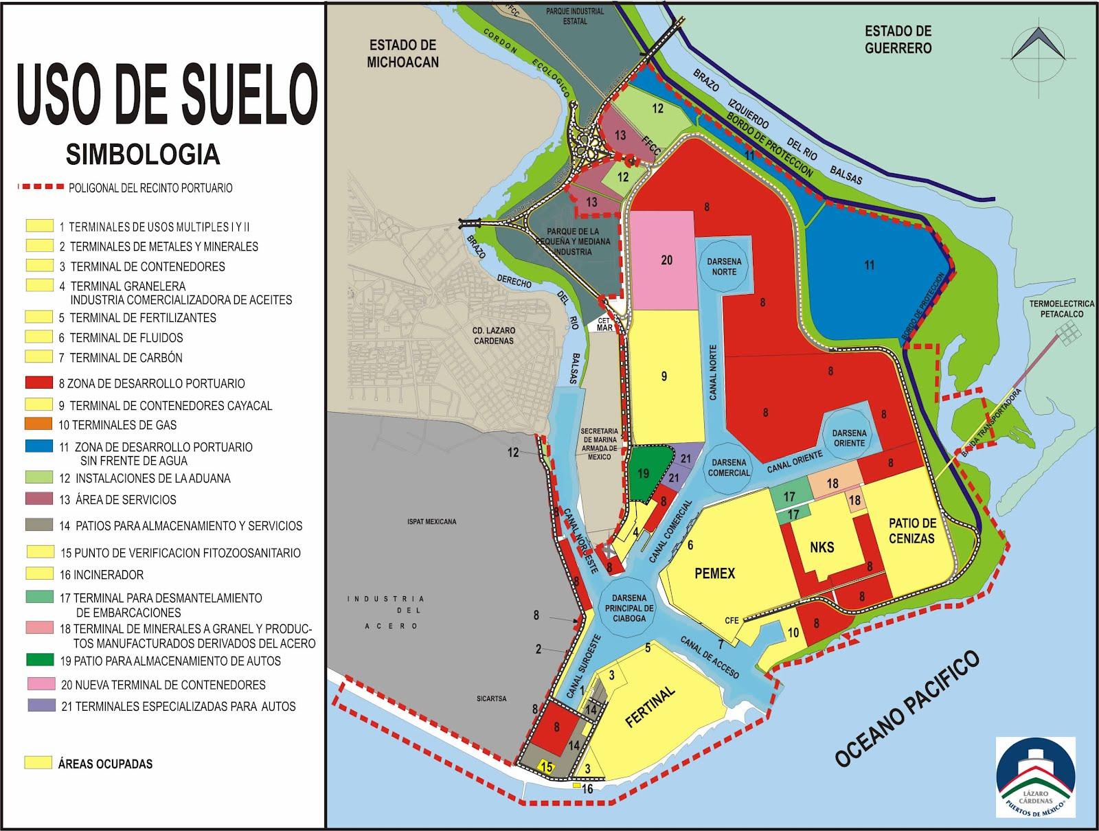 Administraci n 2 febrero 2012 for 4 usos del suelo en colombia