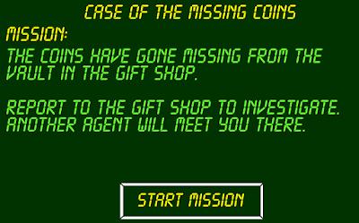 Club Penguin Mission 3 Cheats