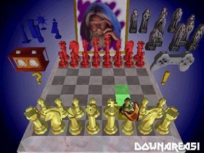 Chessmaster PSX Screenshot Pitcure