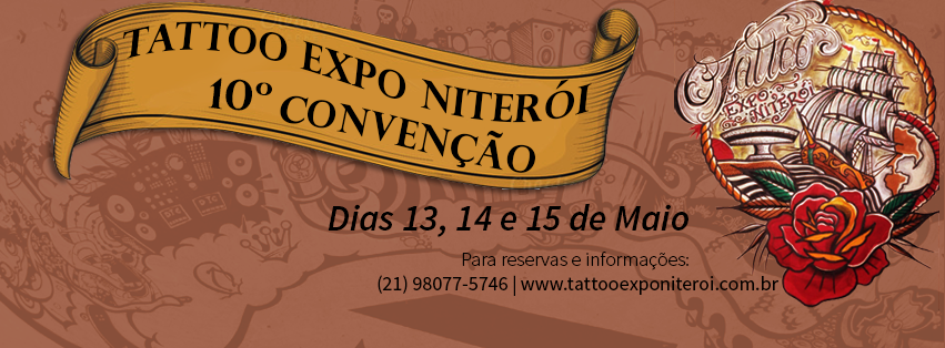 TATTOO EXPO - Fábrica de artes, Edu Tattoo Studio.