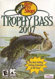 Bass Pro Shops: Trophy Bass 2007   PC