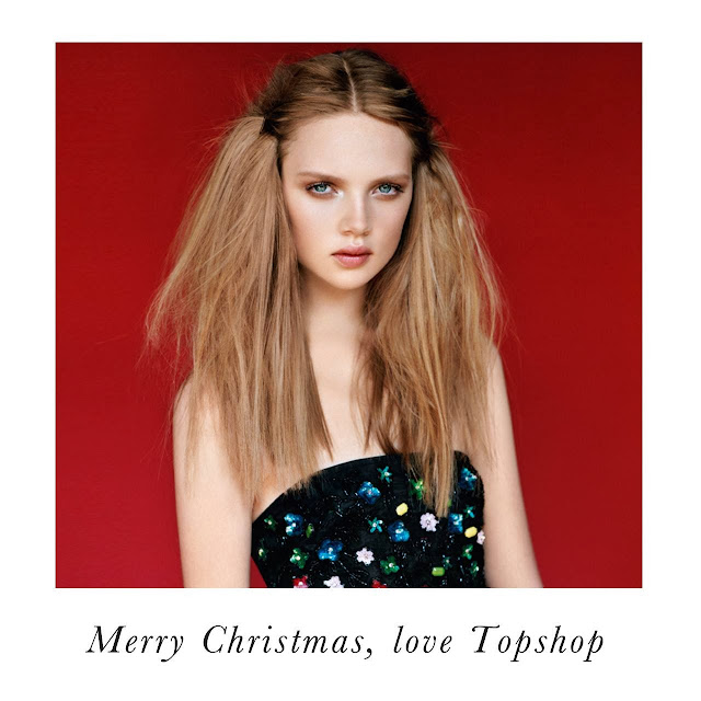 Christmas TopShop 2013