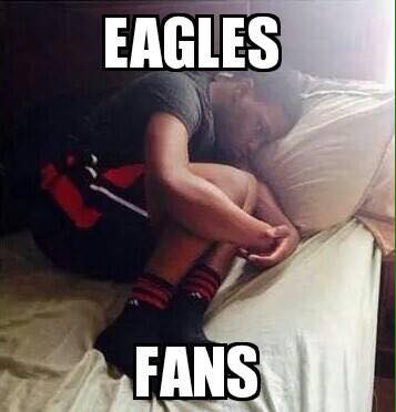 eagles fans.- #eagleslose #eaglescrying #eagleslose #eagles #nfl