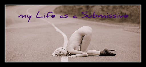 my life as a submissive