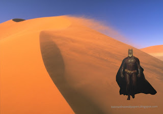 Wallpapers of Batman Desktop Wallpapers The Dark Knight Rises The Movie in Desert Wind Desktop wallpaper background