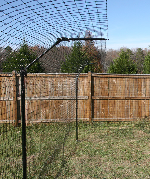 The Purrfect Cat Fence 171 Animalcare