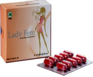 Obat Herbal Ladyfem Bisa Atasi Penyakit Kista