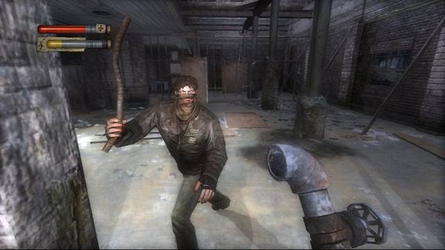 Capturas Condemned Criminal Origins PC