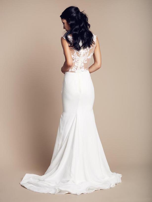 Bellos vestidos de novia  Marquise nupcial | Colección Whisper
