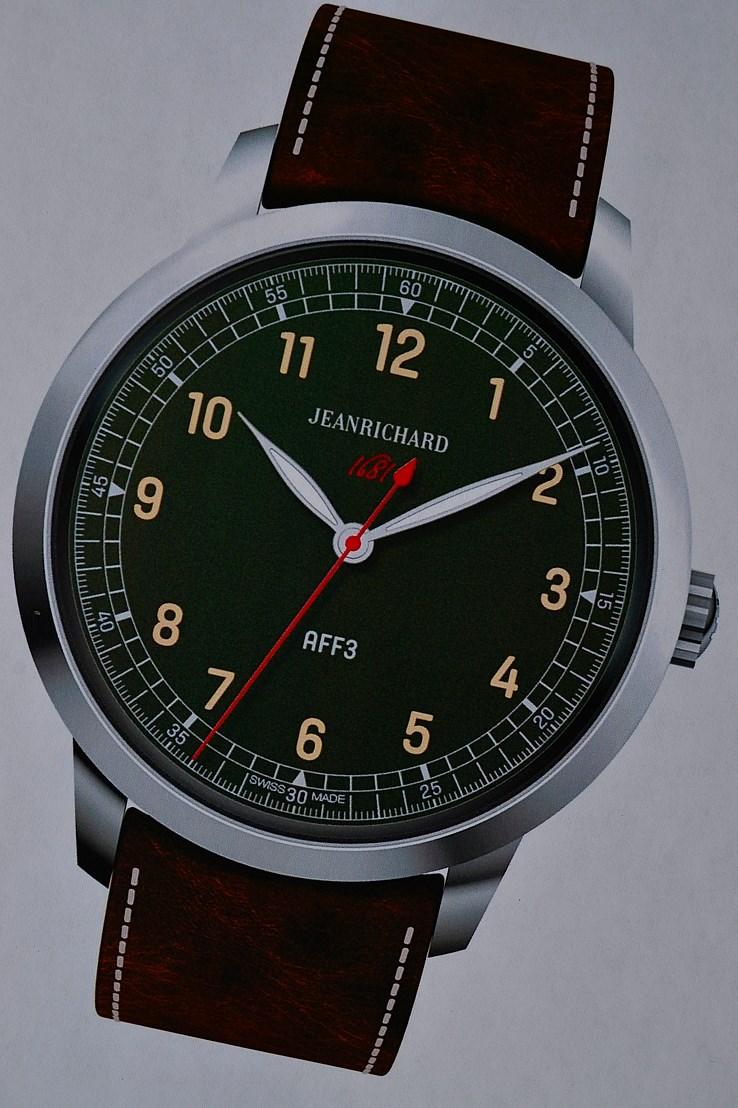 AFF-3 Limited  1681 JR  2014 AFF×JEAN RICHAHRD