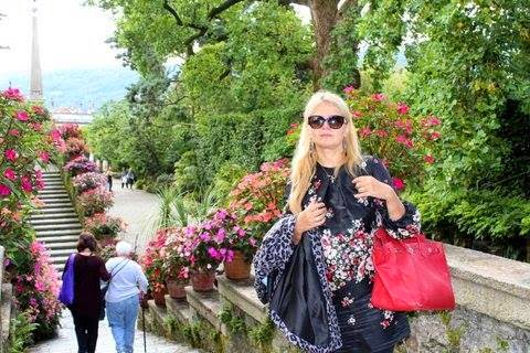 Iulia Motoc Isla Bella September October 5 2014 Romania