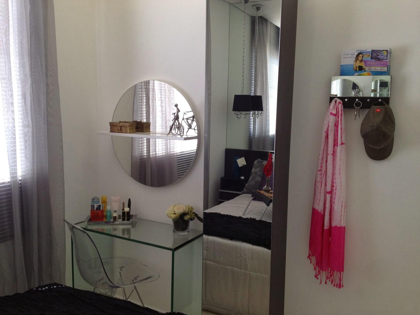 Projeto Apartamento Modelo em Betim (MG) Thamar Freire Interiors #67363A 1600 1200