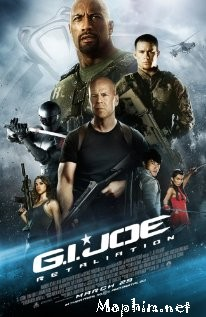 GI Joe: Retaliation - GI Joe 2