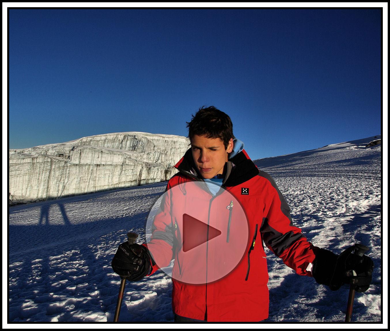 VIDEO: Ascensión al Kilimanjaro