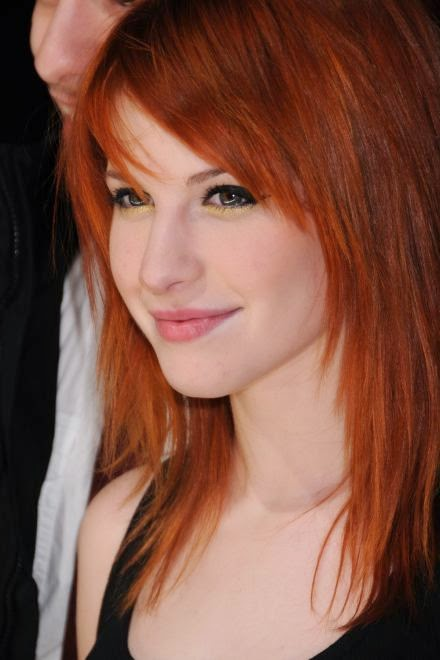 Hayley Williams:World Sexiest 100 woman ranking #80