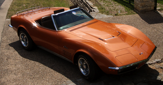 1971 Corvette Stingray Convertible