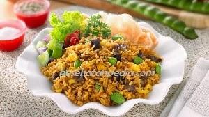 Efek buruk mengkonsumsi nasi goreng