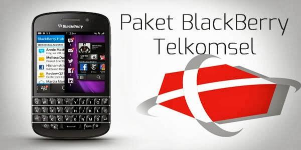 paket blackberry telkomsel