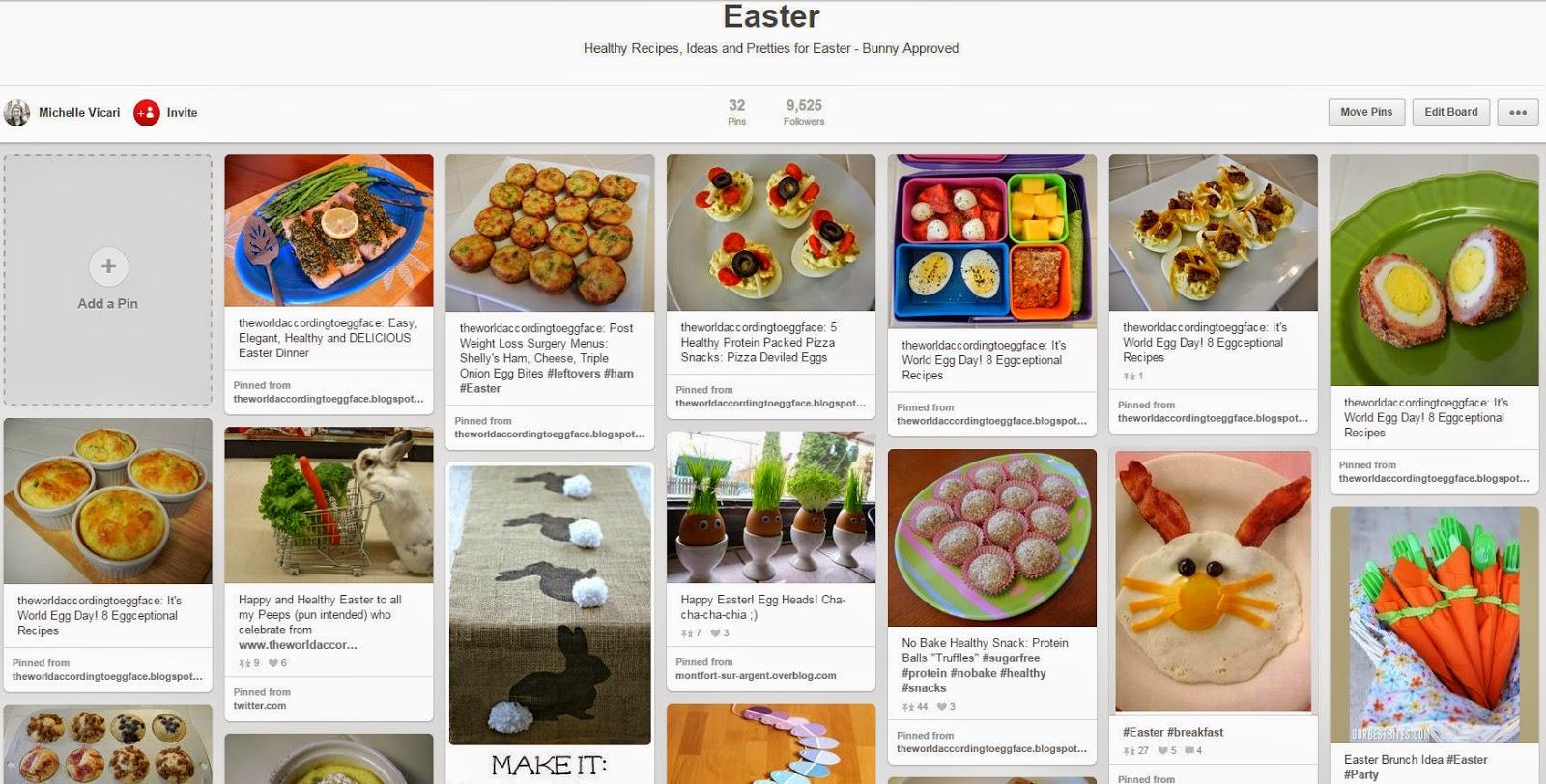 Eggface%2BEaster%2BPinterest%2BPage%2BWeight%2BLoss%2BSurgery%2BHealthy%2BIdeas Weight Loss Recipes Eggface Easter Pinterest Page
