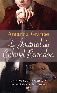 Couverture Le Journal du Colonel Brandon de Amanda Grange