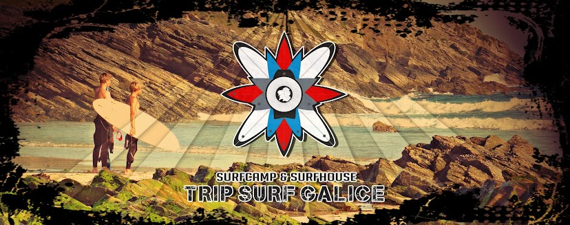 Trip Surf Galice