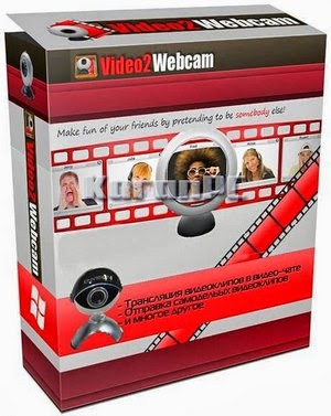Video2Webcam 3.5.6.8 + Crack + Key