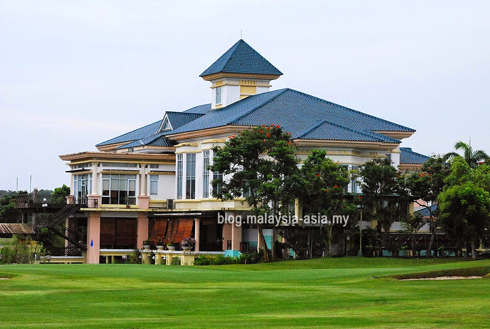 Eastwood Golf and Country Club in Miri, Sarawak