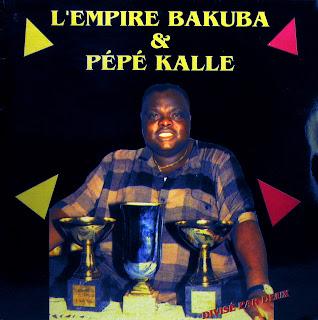 l\'Empire Bakuba et Pépé Kalle -Divisé par Deux, Sonodisc 1992
