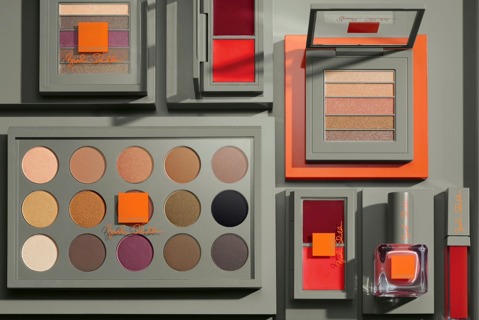 MAC Brooke Shields Collection October 2014