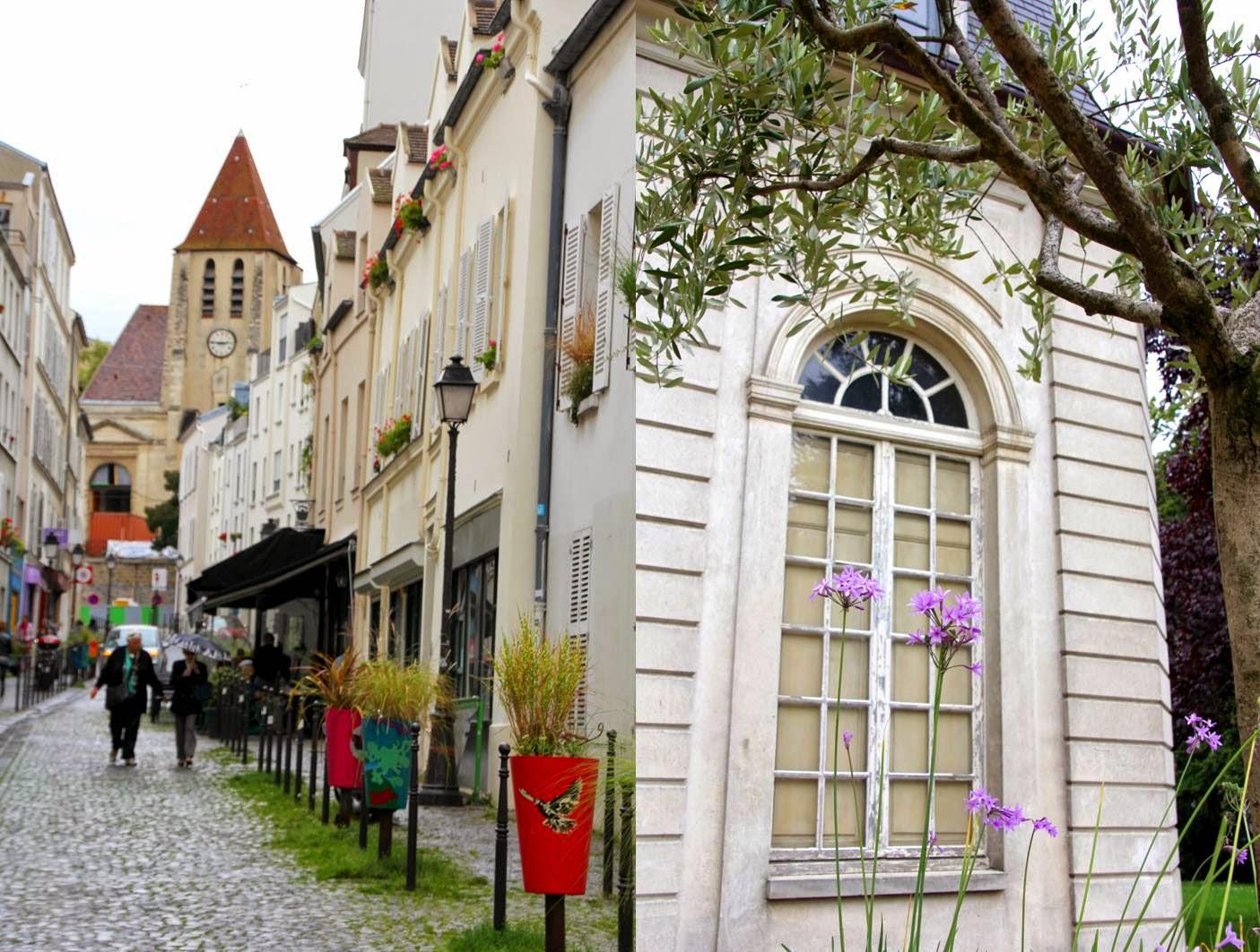 Autour du Village de Charonne - Rue Saint Blaise
