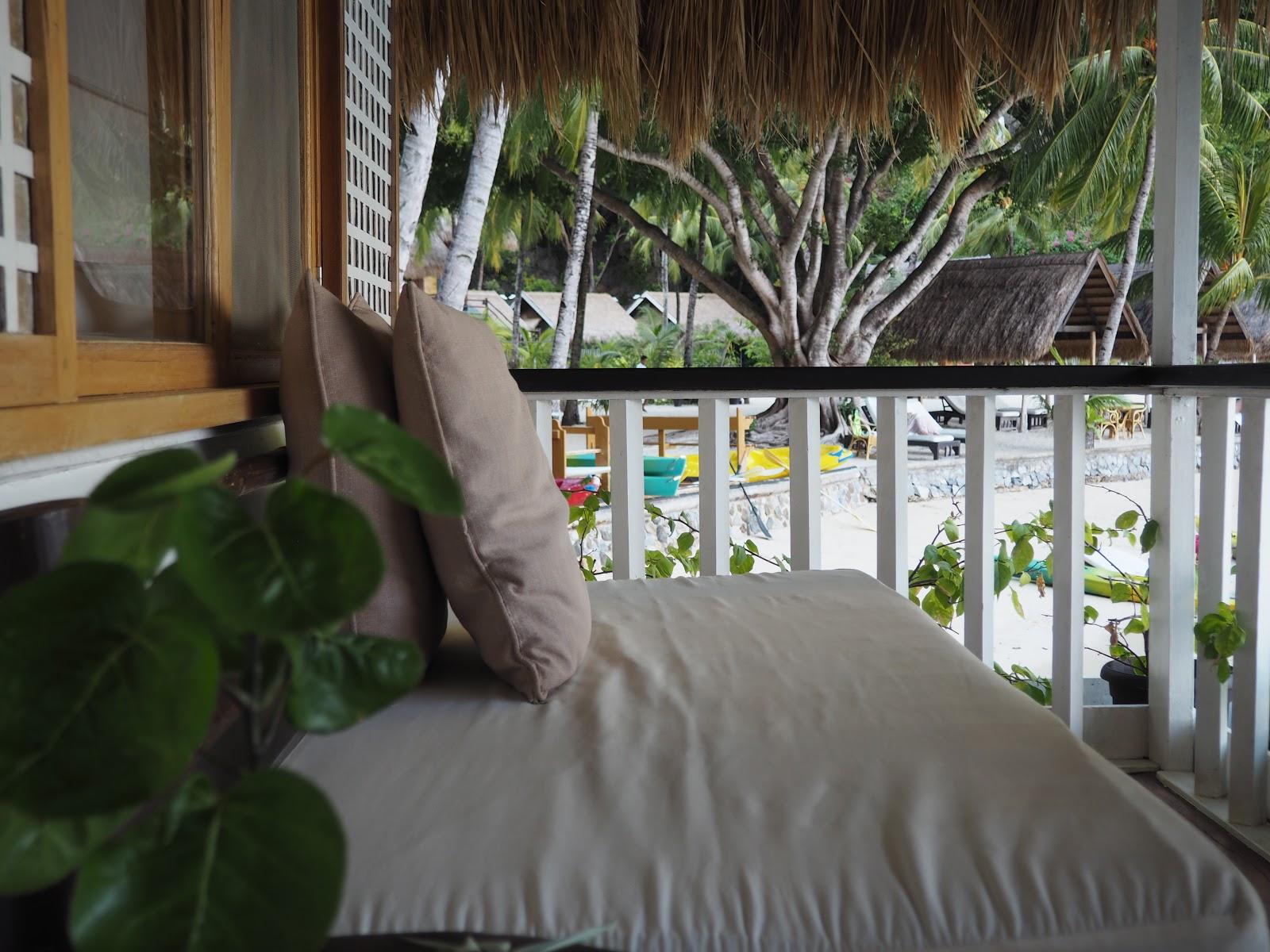 water cottage, Miniloc Island, El Nido Resorts