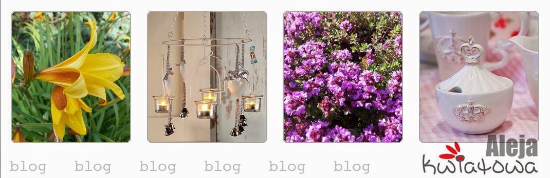 Aleja Kwiatowa - dekoracje mieszkania i ogrodu, wystrój wnętrz, rośliny w ogrodzie