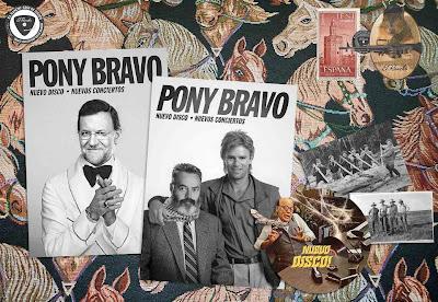 pony bravo nuevo disco