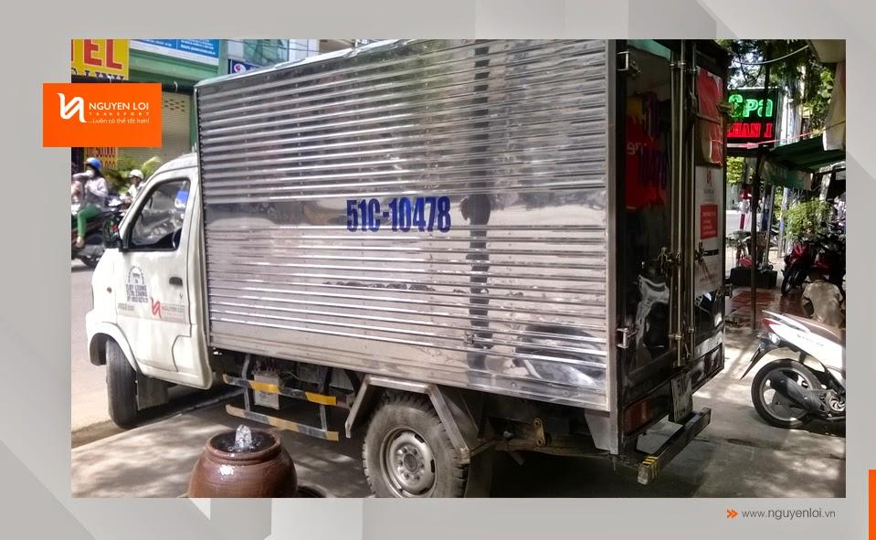 Xe tải Nguyên Lợi