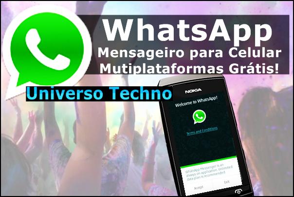 Bug: Instalando WhatsApp no Nokia Asha 305 ou de Dois Chips