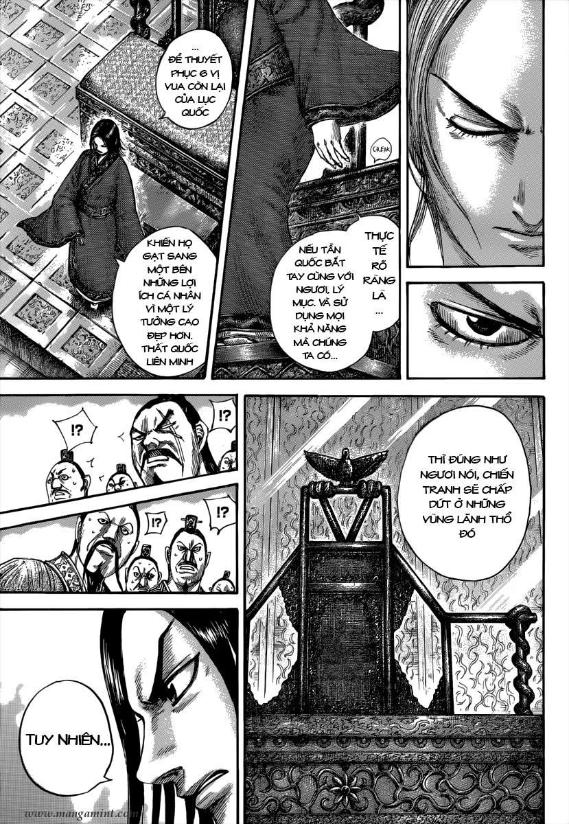 Kingdom – Vương Giả Thiên Hạ (Tổng Hợp) chap 490 page 14 - IZTruyenTranh.com