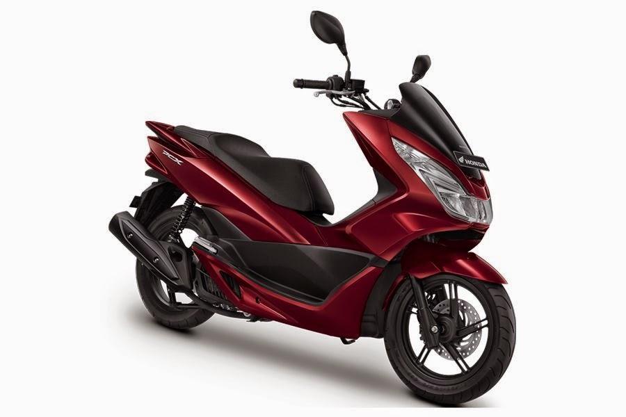Persaingan Sengit 5 Motor Matic Terbaru 2015 Honda PCX 150